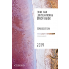 Core Tax Legislation and Study Guide 2019, 22nd Edition