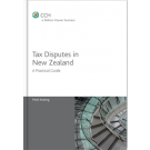 Tax Disputes in New Zealand