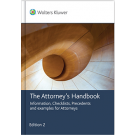 The Attorney's Handbook: Information, Checklists, Precedents and Examples for Attorneys, 2nd Edition