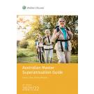 Australian Master Superannuation Guide 2021/22, 25th Edition
