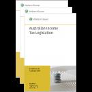 Australian Income Tax Legislation 2021 (3 Volume Set)