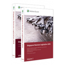 Singapore Revenue Legislation 2018 (10th Edition)