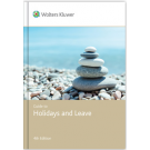 Guide to Holidays and Leave, 4th Edition