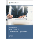 Introduction to New Zealand Commercial Legislation 2018