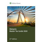 Malaysia Master Tax Guide 2020, 37th Edition
