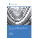 Mergers and Acquisitions, 2nd Edition (2018)