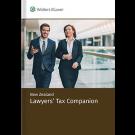 New Zealand Lawyers' Tax Companion