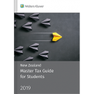 New Zealand Master Tax Guide for Students 2019