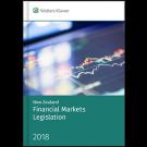 New Zealand Financial Markets Legislation 2018