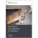 New Zealand Tax Legislation for Students 2018