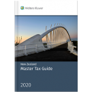 New Zealand Master Tax Guide 2020