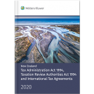 New Zealand Tax Administration Act 1994, Taxation Review Authorities Act 1994 and International Tax Agreements 2020