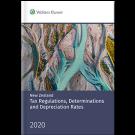 New Zealand Tax Regulations, Determinations and Depreciation Rates 2020