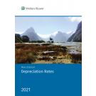 New Zealand Depreciation Rates 2021