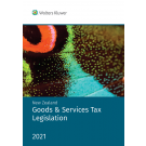 New Zealand Goods and Services Tax Legislation 2021