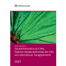 New Zealand Tax Administration Act 1994 2021
