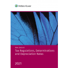 New Zealand Tax Regulations and Determinations 2021