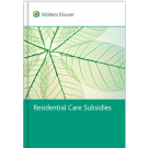 Residential Care Subsidies Handbook