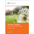 Trustee Liability: What Every Trustee Needs To Know, 2nd Edition