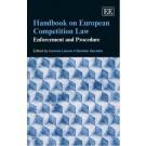 Handbook On European Competition Law