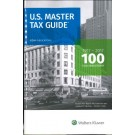 U.S. Master Tax Guide (2017), 100th Edition