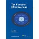 Tax Function Effectiveness