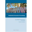 Residential Possession Proceedings, 10th Edition