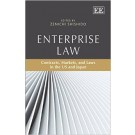 Enterprise Law: Contracts, Markets, and Laws in the US and Japan