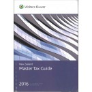 New Zealand Master Tax Guide 2016