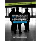 Management and Supervision of Law Enforcement Personnel, 5th Edition