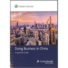Doing Business in China: A Quick Tax Guide