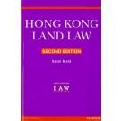 Hong Kong Land Law, 2nd Edition