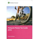 Malaysia Master Tax Guide 2016, 33rd Edition