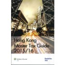 Hong Kong Master Tax Guide 2015-2016 (24th Edition)