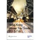 Hong Kong Master Tax Guide 2015-2016 (24th Edition)