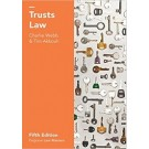 Trusts Law, 5th Edition
