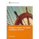 Singapore Master Tax Guide Handbook 2015/2016, 34th Edition