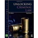 Unlocking Criminal Law, 6th Edition