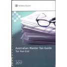 Australian Master Tax Guide 2017: Tax Year-End (61st Edition)