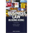 Business Law in Hong Kong, 4th Edition