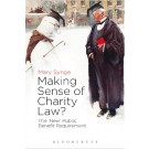 Making Sense of Charity Law?