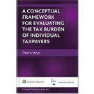 A Conceptual Framework for Evaluating the Tax Burden of Individual Taxpayers