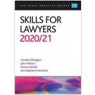 CLP Legal Practice Guides: Skills for Lawyers 2020/21