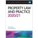 CLP Legal Practice Guides: Property Law and Practice 2020/21