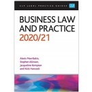 CLP Legal Practice Guides: Business Law and Practice 2020/21