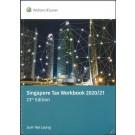 Singapore Tax Workbook 2020/21, 23rd Edition