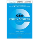 Concentrate Q&A: Equity and Trusts, 3rd Edition
