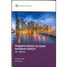 Singapore Master Tax Guide Handbook 2020/21