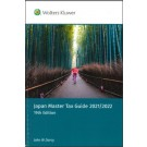 Japan Master Tax Guide 2021/2022 (19th Edition)