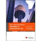 Ford's Principles of Corporations Law, 17th Edition